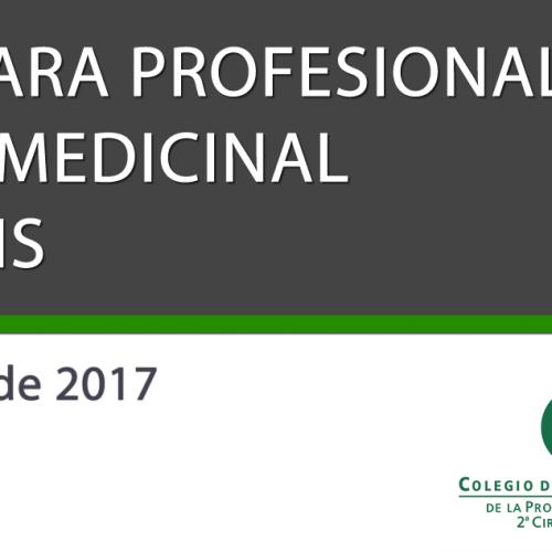 Jornada para profesionales sobre Uso Medicinal de Cannabis